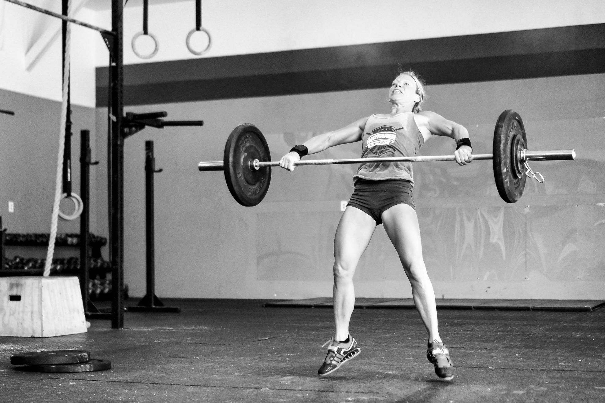 Se préparer pour le CrossFit Open 2017 : mouvements d'haltérophilie