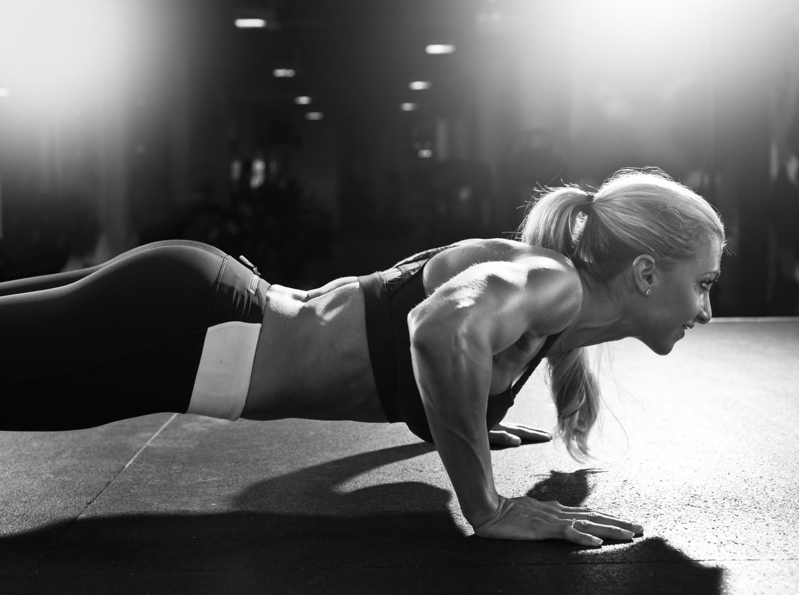 3 étapes essentielles pour réaliser des push-ups parfaits !