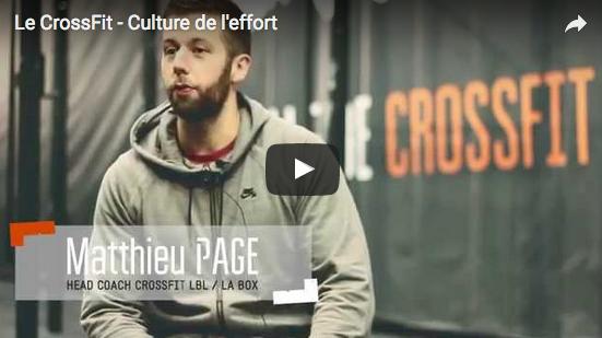 Comprenez le CrossFit, expliquez-le et partagez votre culture de l'effort