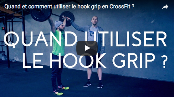 Jack's Team : Quand et comment utiliser le hook grip en CrossFit ?
