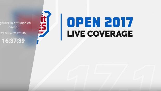 Direct Live ! Regardez l'annonce des CrossFit Open 17.1 !