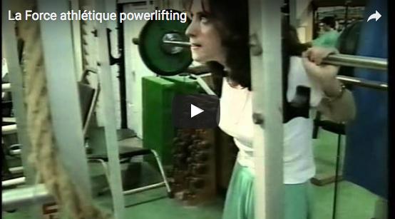 Vidéo documentaire : la force athlétique