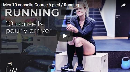10 conseils Course à pied / Running par Lucile Woodward