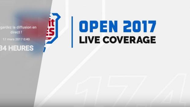 Direct Live ! Regardez l'annonce des CrossFit Open 17.4 !