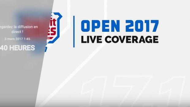 Direct Live ! Regardez l'annonce des CrossFit Open 17.2 !