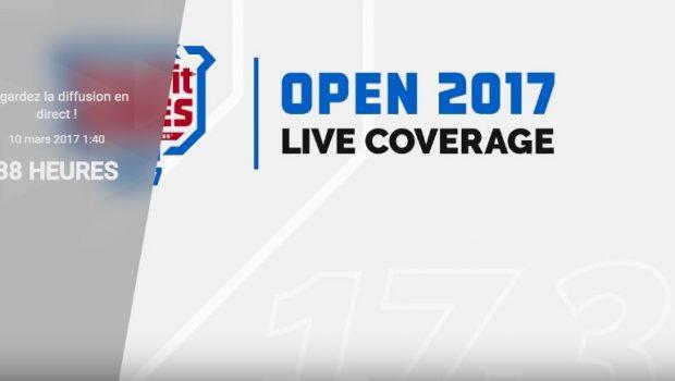 Direct Live ! Regardez l'annonce des CrossFit Open 17.3 !