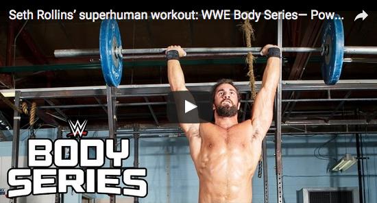 Le Champion de catch Seth Rollins décrit le rôle du CrossFit dans sa préparation physique