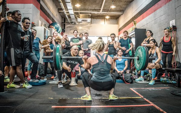 Motivation : 6 profils de CrossFitters qui n'attendent pas les mêmes types d'encouragements