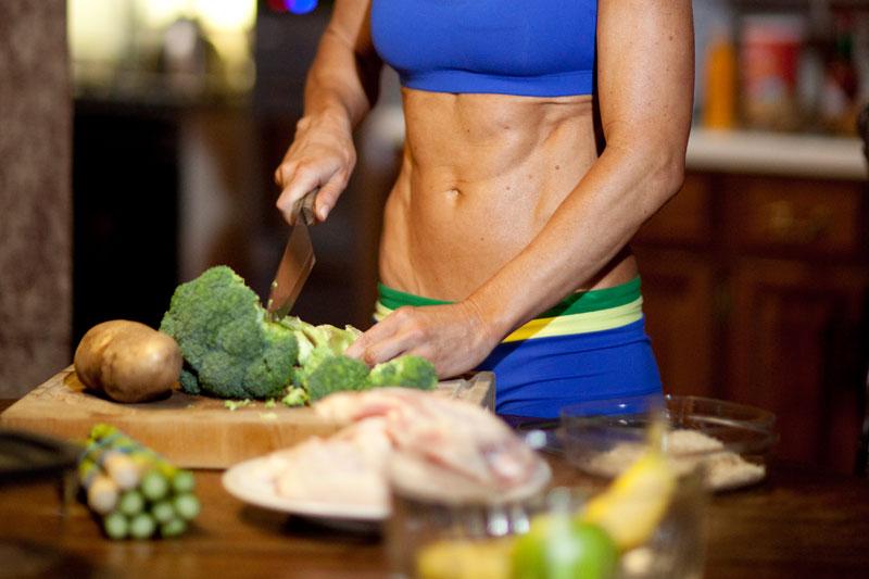 Devez-vous manger avant l'entraînement ?