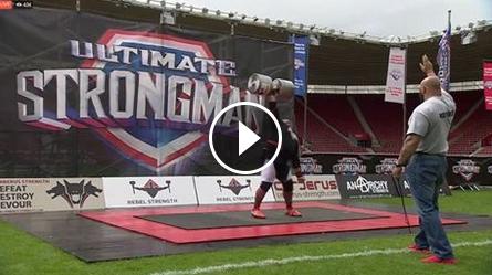 Record de Dumbbell Press à un bras : Dimitar Savatinov soulève… 143 kg
