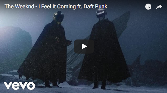WODEZ EN MUSIQUE AVEC LES SONS DE WODNEWS – Daft Punk & The Weeknd