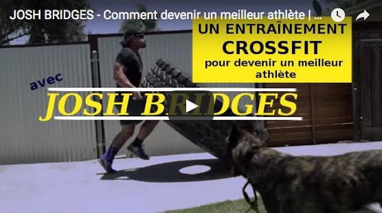 Josh Bridges – Comment devenir un meilleur athlète en CrossFit