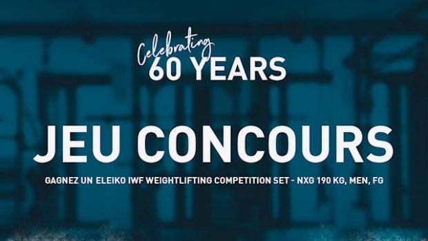 Jeu Concours 60 ans d'Eleiko / Wodnews.com