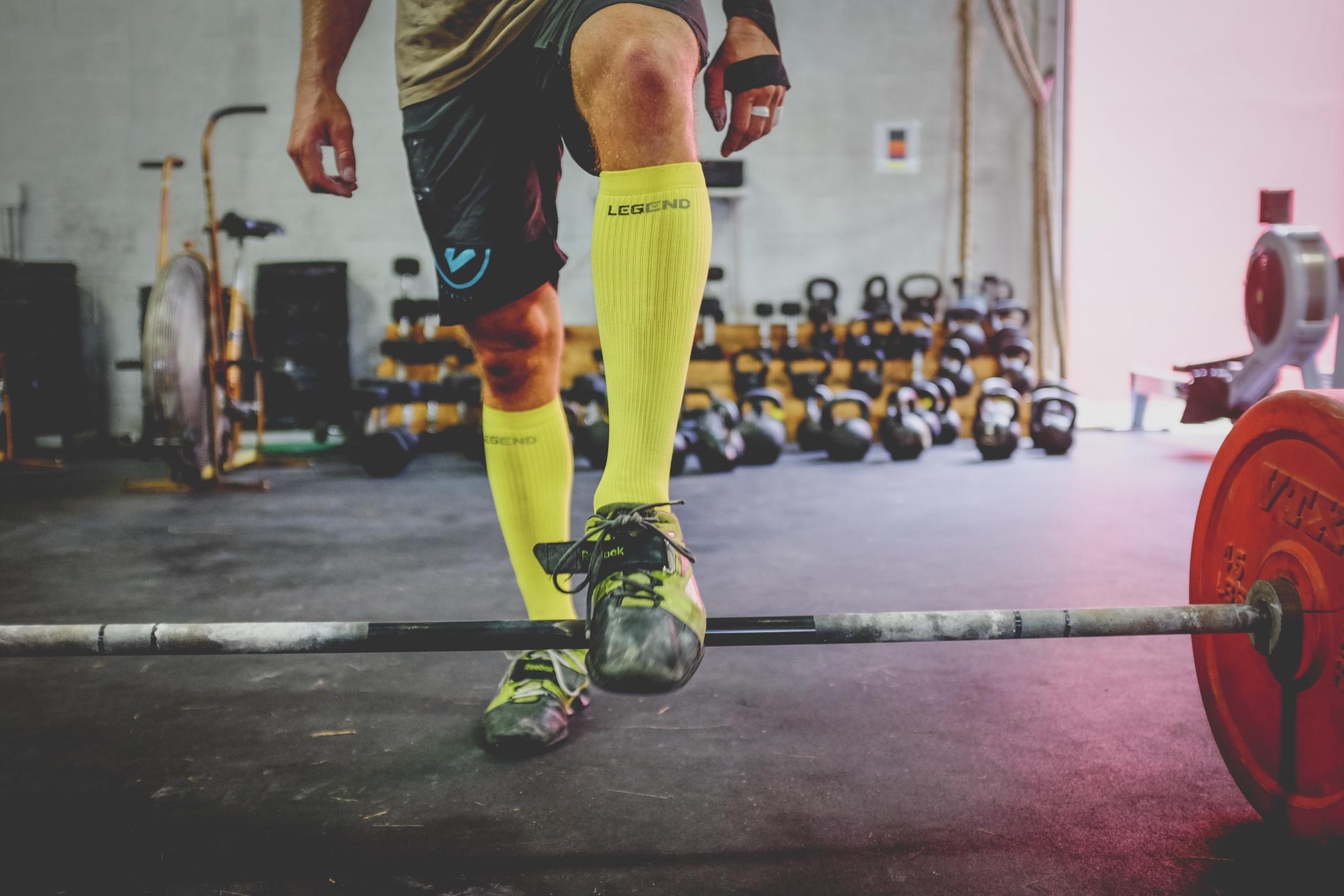 Compression, puissance, performance : les avantages de l'équipement de compression pour les CrossFitters