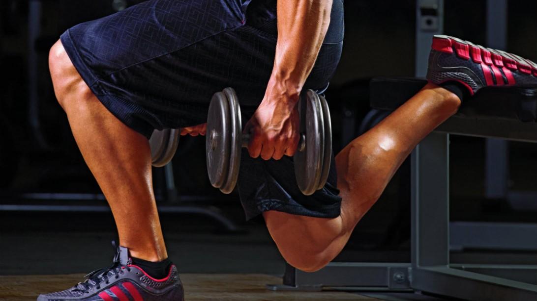 6 Exercices pour faire de vous un meilleur CrossFitter (Partie 1)