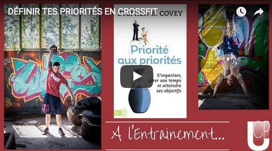 Comment définir vos priorités en CrossFit ?
