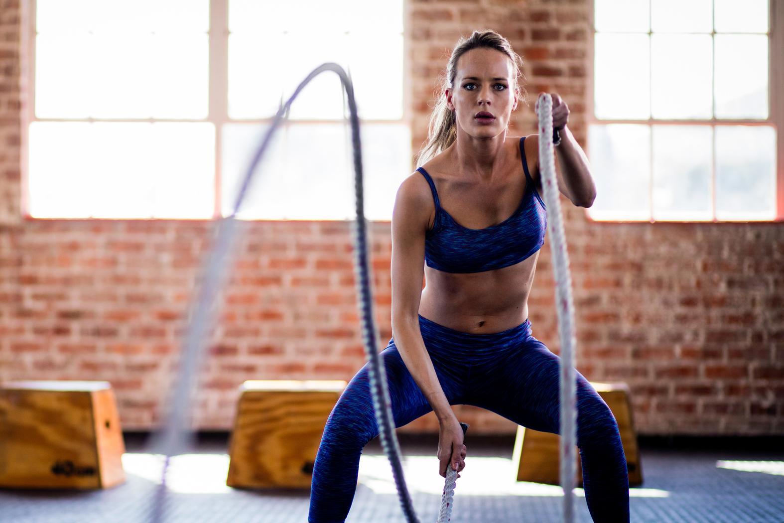 10 exercices TABATA pour brûler les graisses et développer les muscles