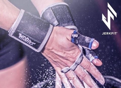 Les maniques WODies par JerkFit