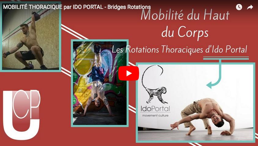 MOBILITÉ THORACIQUE par IDO PORTAL – avec UCP Muscu