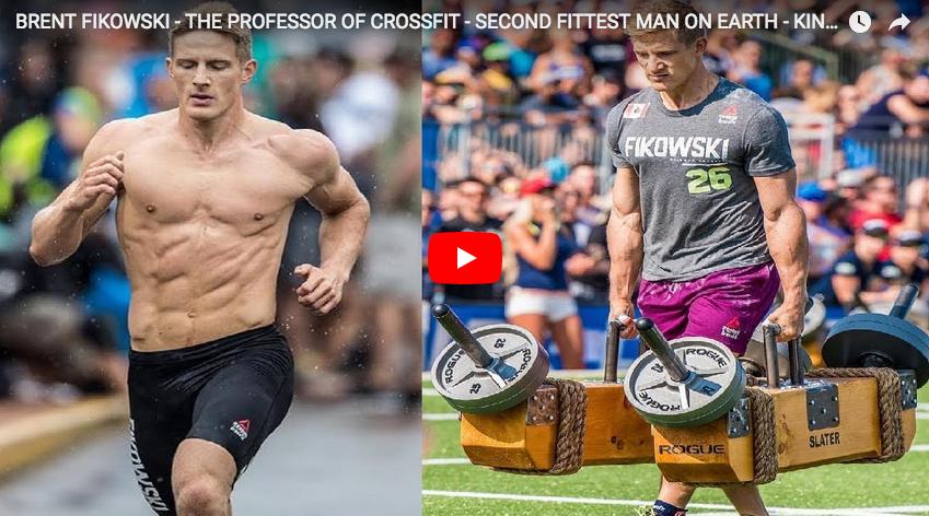 MOTIVATION : Brent Fikowski, le Professeur du CrossFit