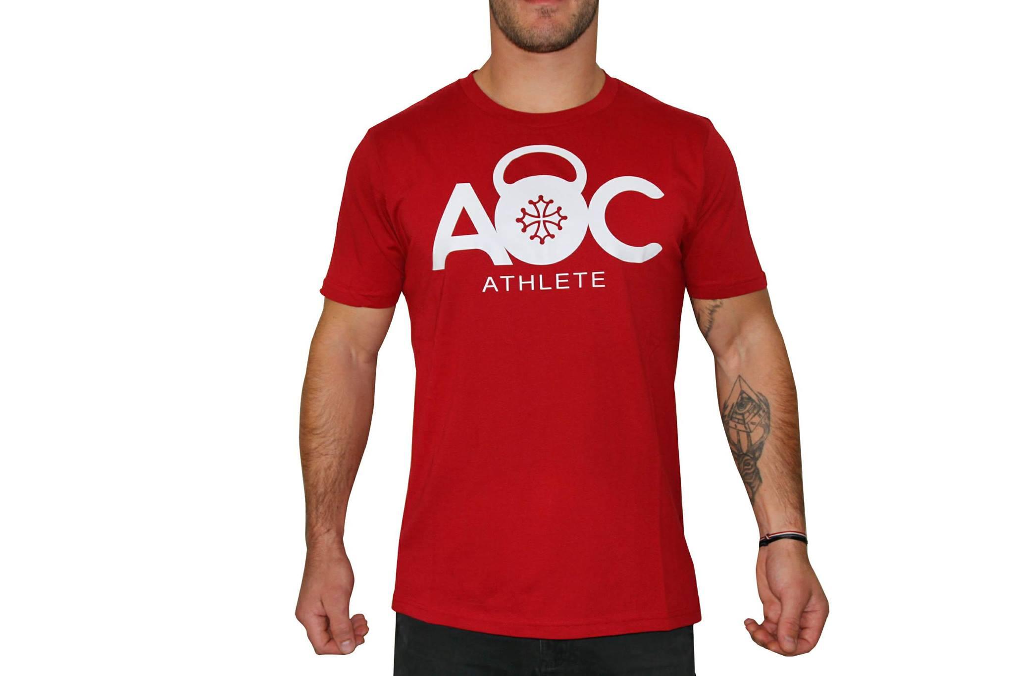 Découvrez AOC Athlète nouvelle marque de textile Made in Midi