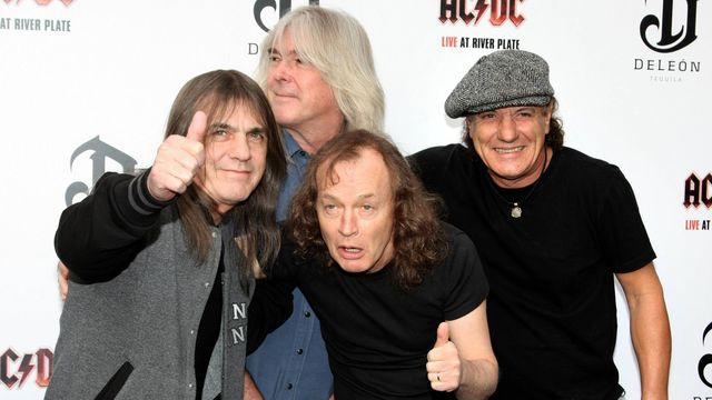 WOD «Hommage à Malcolm Young» : 03.12.2017