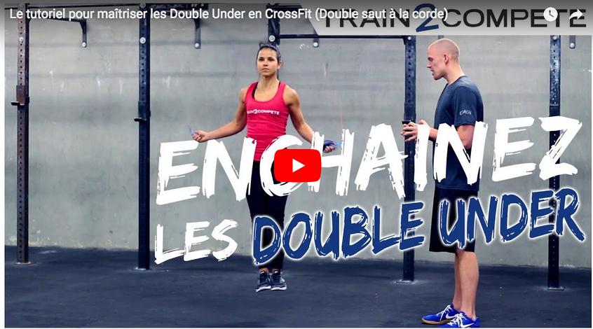 Tuto Jack's Team : Maîtriser les Double Unders en CrossFit