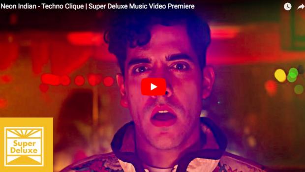 Apéro post-WOD : Dansez avec Neon Indian – Techno Clique