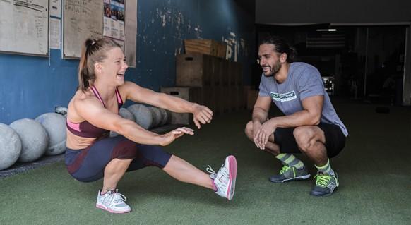 Le bienfait caché du CrossFit