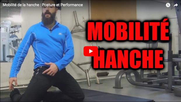 Mobilité de la hanche : Posture et Performance avec Olymp'Fit