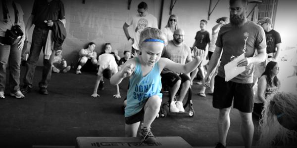 Pourquoi la musculation et le CrossFit®* sont-ils bons pour les enfants