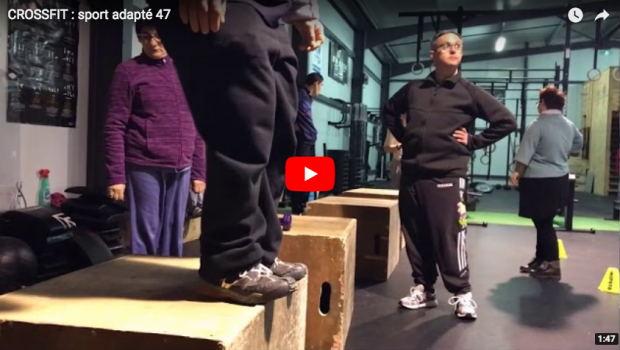 CrossFit et personnes en situation de handicap mental : un sport adapté
