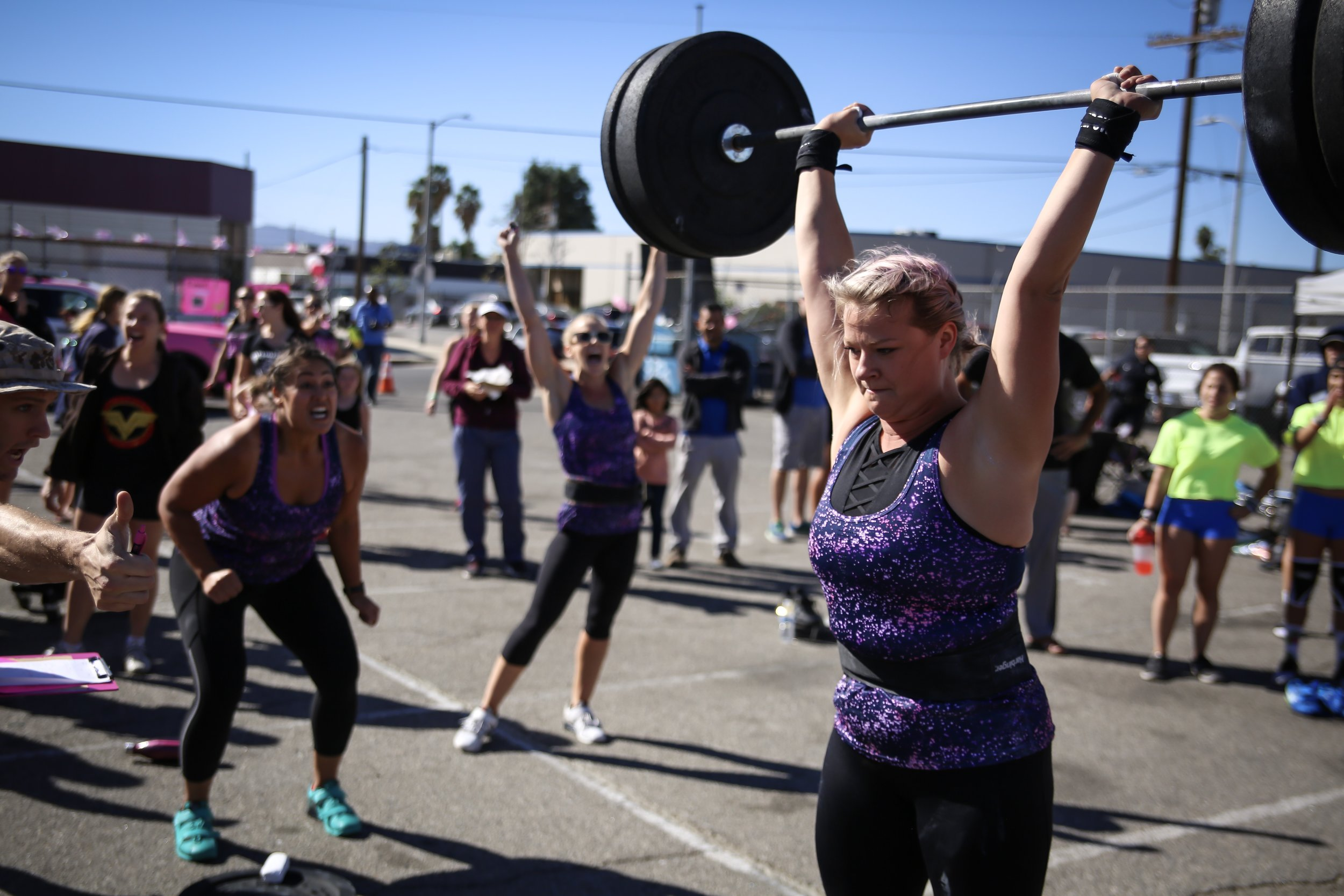 Comment le CrossFit m'a sauvé la vie (et ma santé mentale)