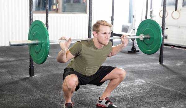 5 mythes sur les Back Squats