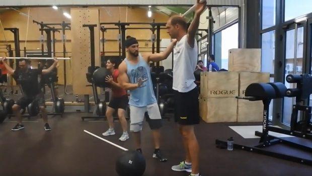 «Viens Découvrir Le CrossFit»… par CrossBorder CrossFit Salève !