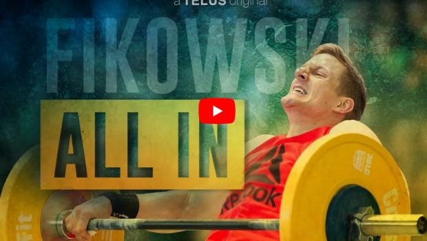 Documentaire CrossFit : Brent Fikowski – All In
