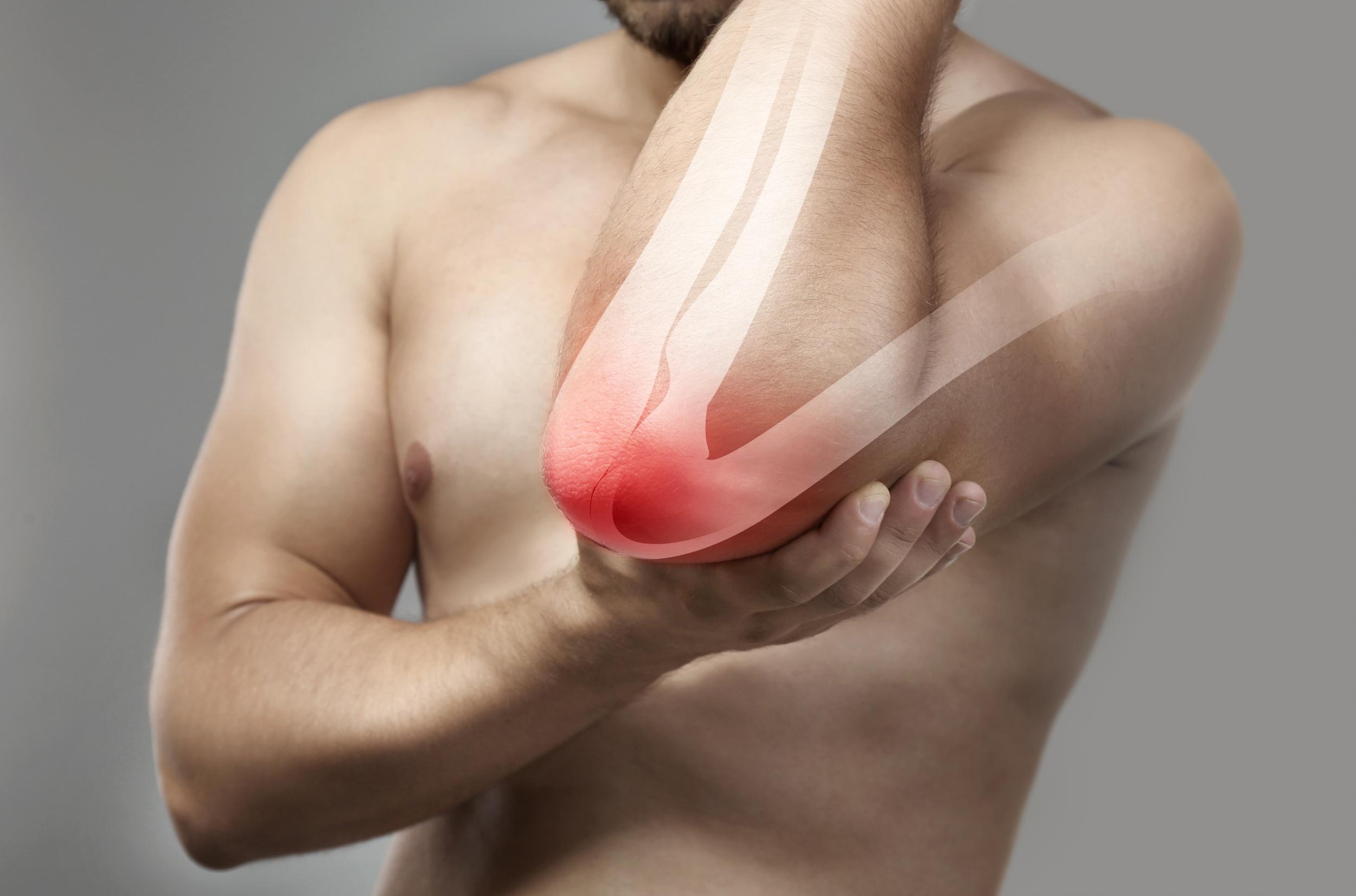 Les blessures communes au coude et comment y remédier !