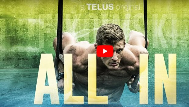 Documentaire CrossFit : Brent Fikowski – All In – Partie 2 !