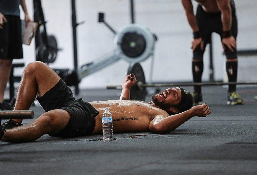 Comment dépasser la souffrance dans un WOD de CrossFit ?
