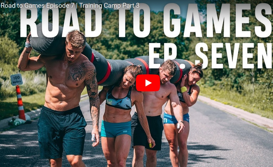 CrossFit Invictus – Road to the Games !