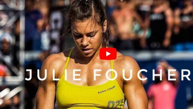 CrossFit Motivation : découvrez la sublime Julie Foucher !