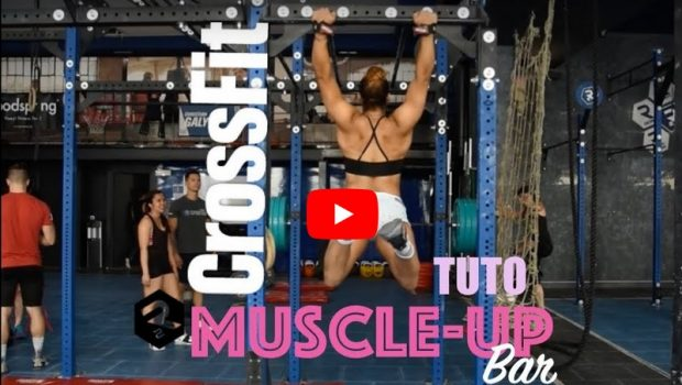Tutoriel by Dounia : comment faire un Muscle-up Bar ?