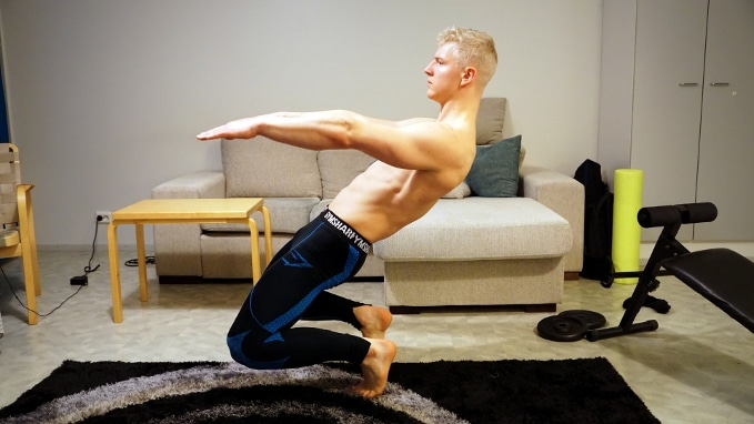 6 variantes de squats qui vous mettront à l'épreuve !