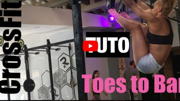 Tuto by Dounia : Comment faire des Toes-to-bar ?