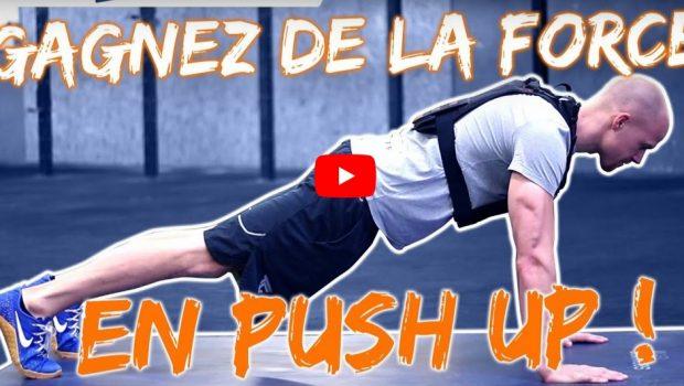 Comment progresser en push-ups (pompes) ? Par Jack's Team