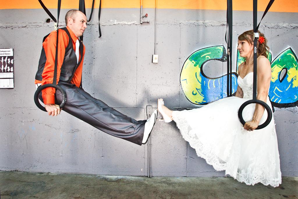 8 raisons de se marier avec une personne sportive! (Partie 1)
