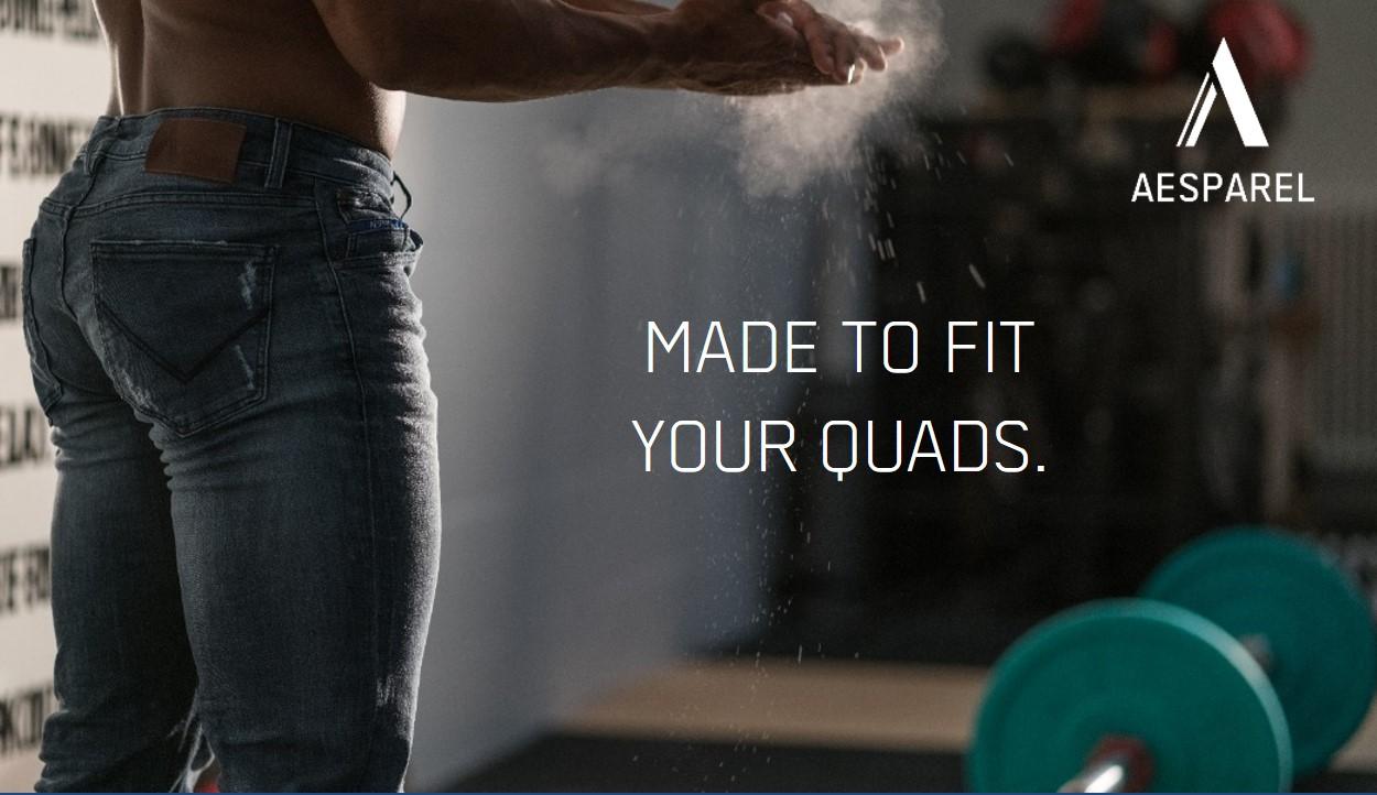 Protégé: Trouver un jeans qui vous va, c'est enfin possible. Coupe athlétique, élasticité, durabilité et confort.