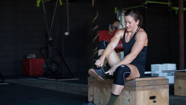 Rencontre avec l'ambassadrice Rehband Tia-Clair Toomey – Championne des CrossFit®* Games® 2018