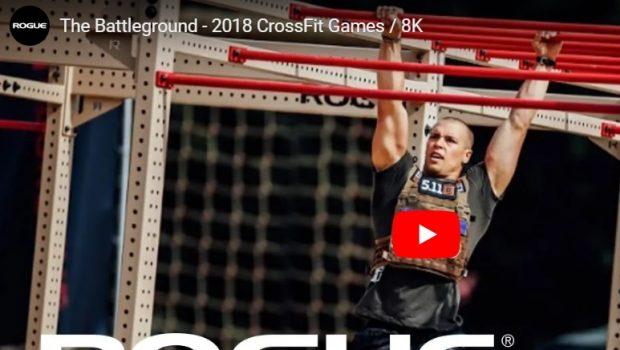 L'épreuve du Battleground des CrossFit Games 2018 !