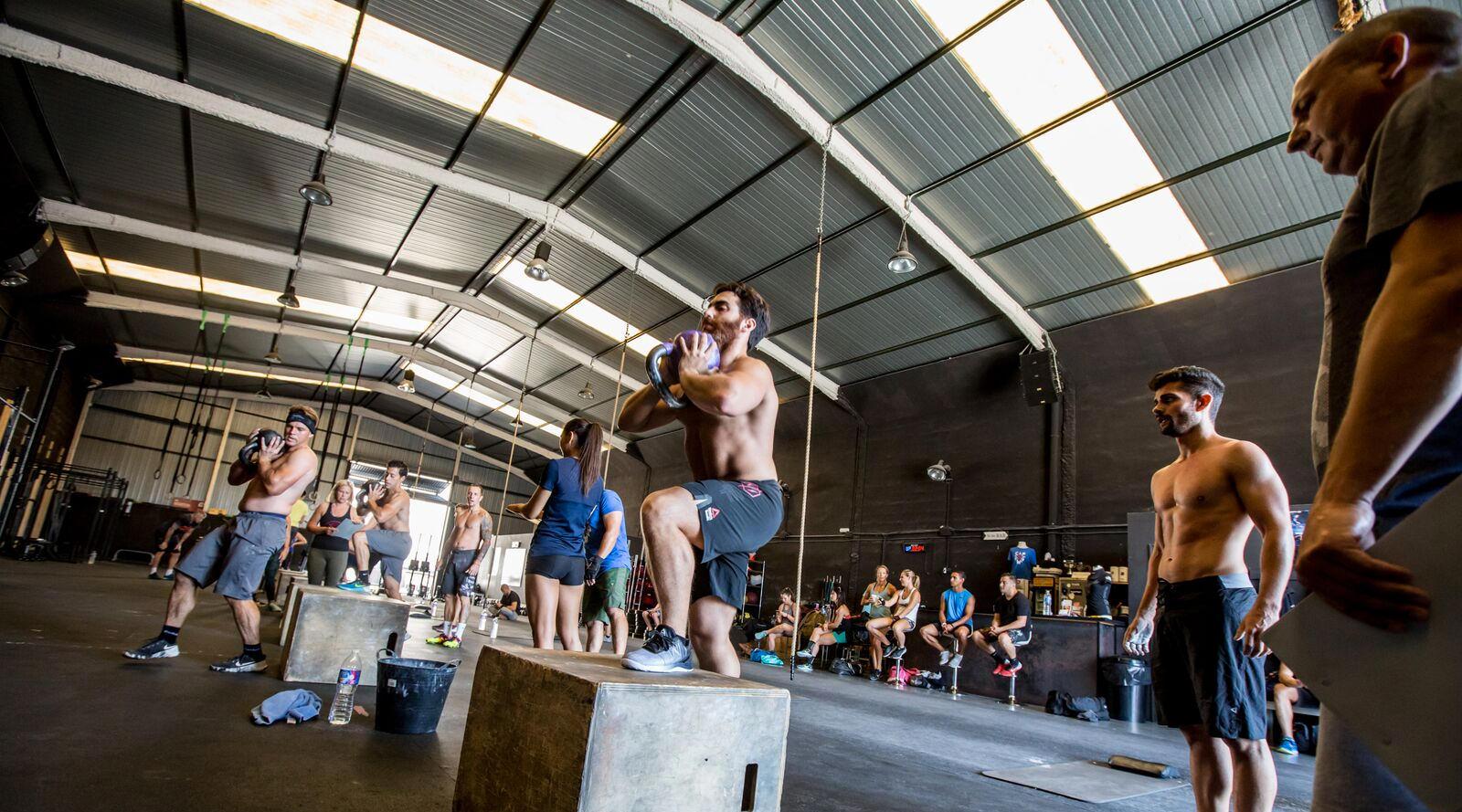 5 conseils pour renforcer votre confiance dans votre box de CrossFit!